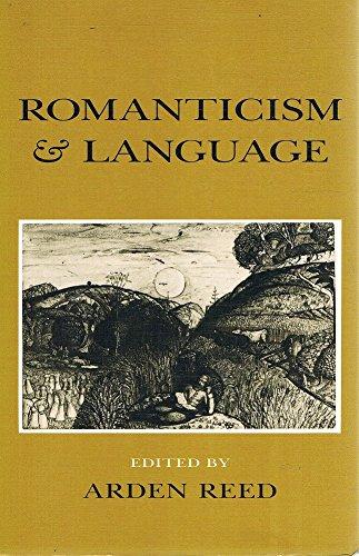9780416389807: Romanticism and Language