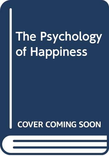 9780416409703: The Psychology of Happiness