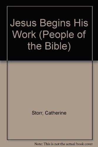 9780416430103: Jesus Begins His Work (People of the Bible)