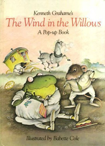 9780416444407: The Wind in the Willows: Pop-up Book