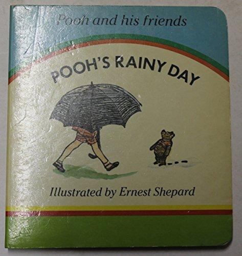 9780416445107: Pooh's Rainy Day (Pooh & His Friends)