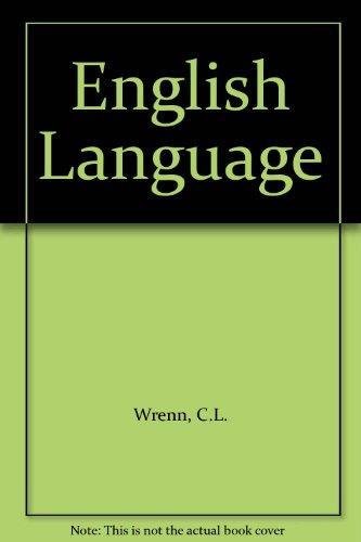 9780416445404: English Language