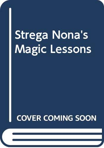 9780416447200: Strega Nona's Magic Lessons