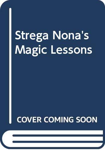 9780416447200: Strega Nona's Magic Lessons