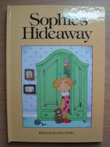9780416450002: Sophie's Hideaway: Pop-up Book