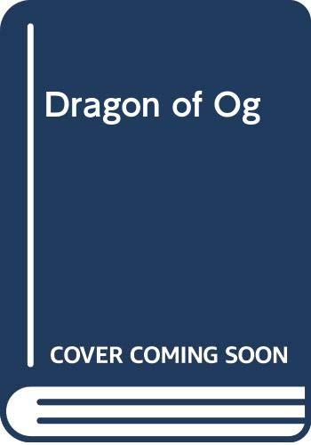 Dragon of Og Pb (0416450601) by Godden, Rumer