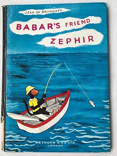 9780416450705: Babar's Friend Zephir