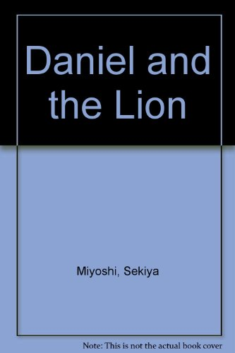 9780416451504: Daniel and the Lion