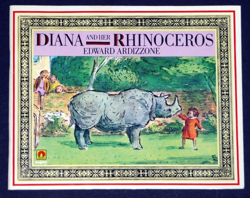 9780416452600: Diana and Her Rhinoceros (A Magnet book)