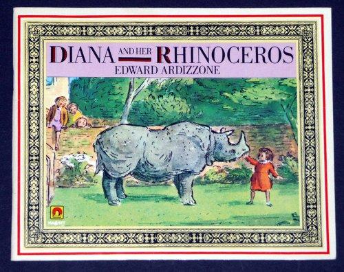 9780416452600: Diana and Her Rhinoceros