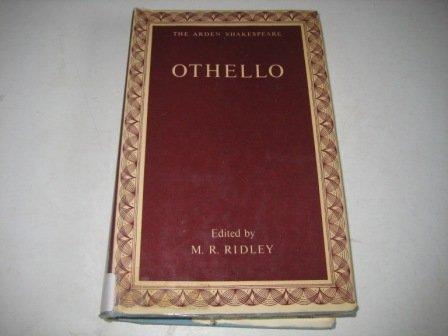 9780416474404: Othello (Arden Shakespeare)