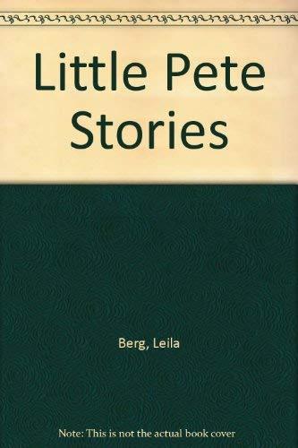 Little Pete Stories (A Magnet book): Leila Berg