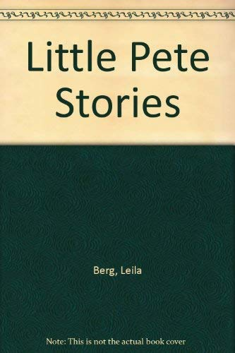 9780416484007: Little Pete Stories