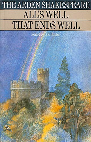 9780416496109: All's Well That Ends Well