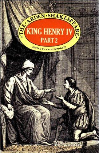 9780416496406: King Henry IV Part 2 (Arden Shakespeare)