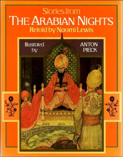 Stories from the Arabian Nights retold by: Naomi (retold by)
