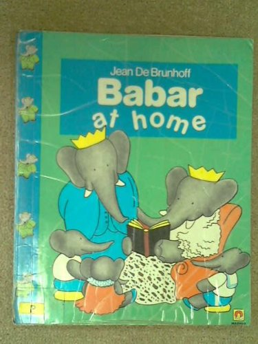 9780416502008: Babar at Home (Babar Pocket Books)