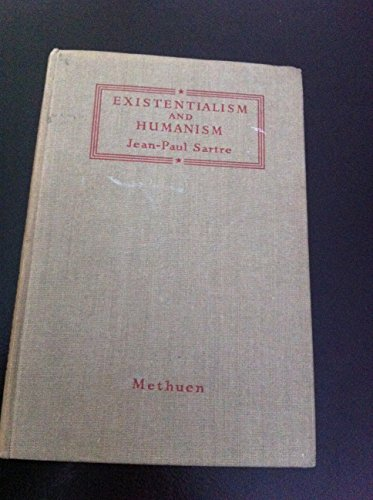 9780416509205: Existentialism and Humanism