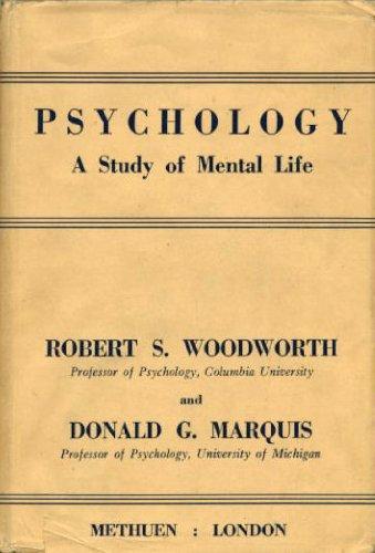 9780416515305: Psychology: