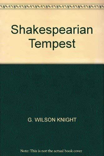 9780416542004: SHAKESPEARIAN TEMPEST