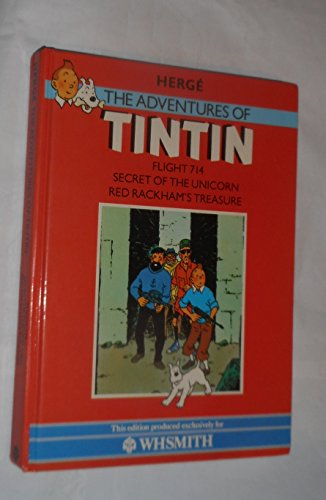 The Adventures of Tintin: Flight 714, Secret: Herge