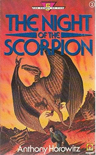 9780416545500: The Night of the Scorpion (A Magnet Book)