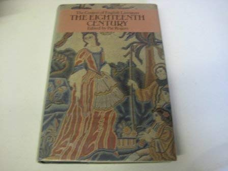 9780416561906: Eighteenth Century (Context of English Literature)