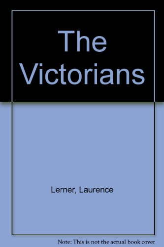 9780416562101: The Victorians (The Context of English literature)