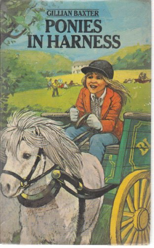 9780416563801: Ponies in Harness (Pied Piper Books)