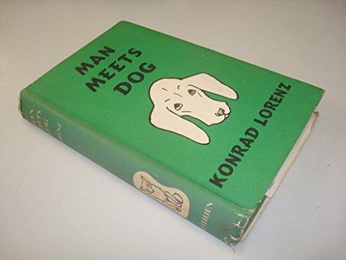 9780416573206: Man Meets Dog
