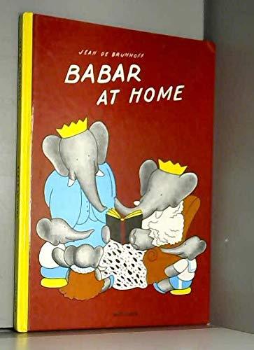 9780416573701: Babar at Home (Babar Pocket Books)