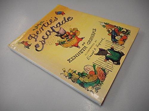 9780416579505: Bertie's Escapade