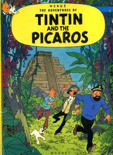 9780416579901: Tintin and the Picaros (The Adventures of Tintin)