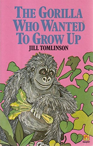 9780416583403: Gorilla Who Wanted to Grow Up (Read Aloud Books)