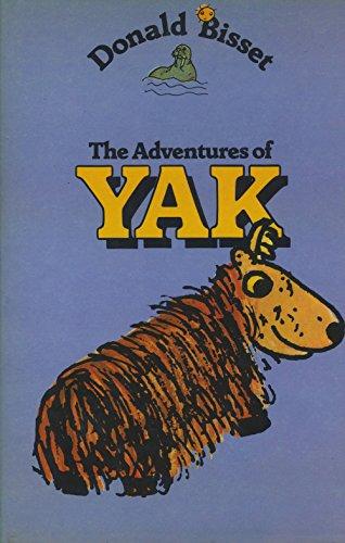 9780416588507: Adventures of Yak - Bisset
