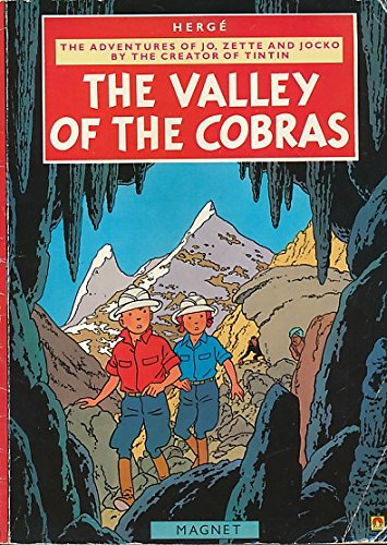 9780416596700: Valley of the Cobras