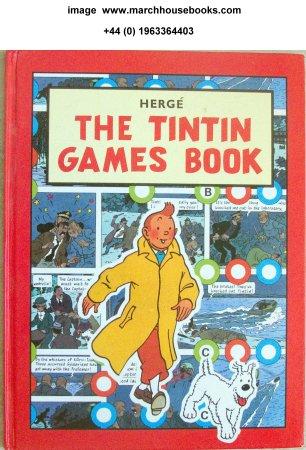 9780416603705: The Tintin Games Book
