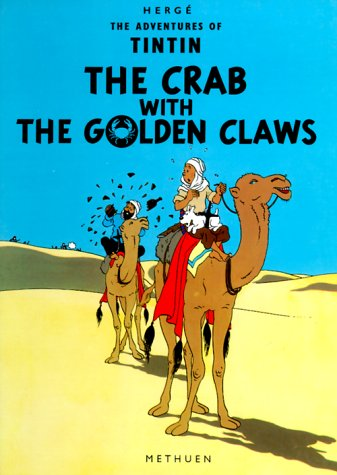 9780416605006: The Adventures of Tintin, the Crab with the Golden Claws