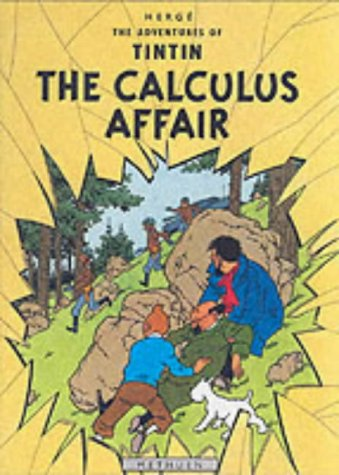 9780416605600: The Calculus Affair (The Adventures of Tintin)