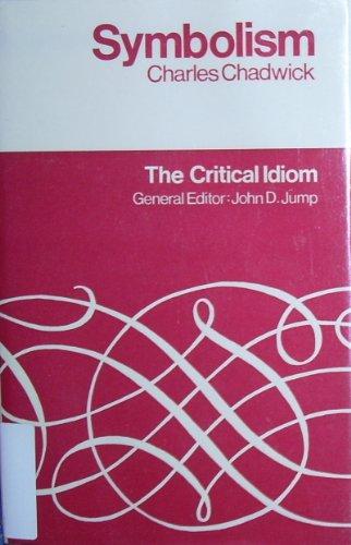 9780416609004: Symbolism (Critical Idiom)