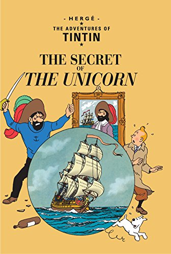 9780416620207: Le Secret de la Licorne (Les Aventures du Tintin - French Edition Hardbacks)