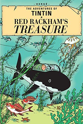 9780416620306: Le Tresor de Rackham le Rouge (Les Aventures du Tintin - French Edition Hardbacks)