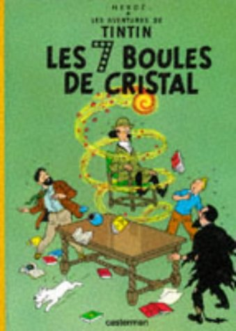 9780416620900: Les 7 Boules de Cristal (Les Aventures Du Tintin) (English and French Edition)