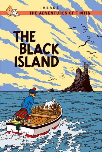 L'lle Noire (Les Aventures Du Tintin) (French Edition): Herge