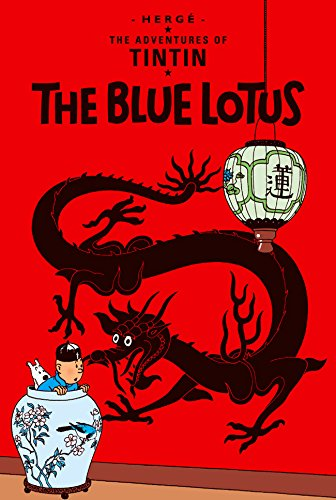 9780416621709: Le Lotus Bleu (Les Aventures du Tintin - French Edition Hardbacks)