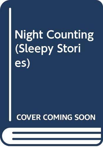 9780416626209: Night Counting (Sleepy Stories)