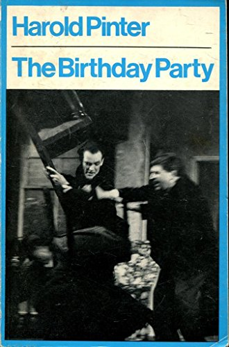 9780416630602: The birthday party