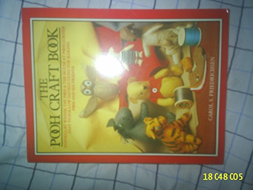 9780416636307: The Pooh Craft Book (A Magnet Book)