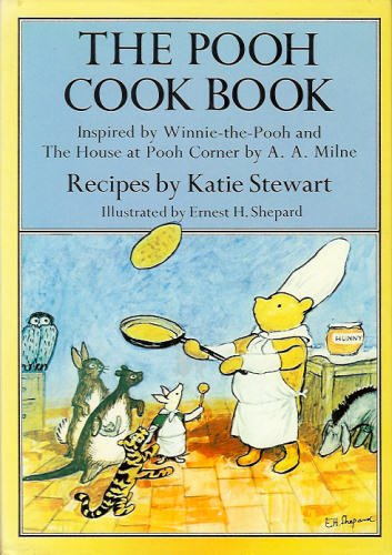 The Pooh Cook Book - Inspired By Winnie the Pooh and the House at Pooh Corner By A. A. Milne