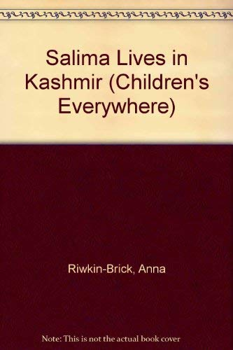 9780416653403: Salima Lives in Kashmir (Children's Everywhere)